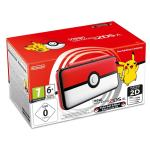 Nintedno New konzola 2DS XL(Limited Edition Pokeball)novo u trgovini