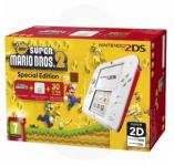 Nintendo 2DS White/Red 4GB + Super Mario Bros. 2,TRGOVINA,NOVO!