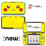 NINTENDO New 2DS XL Pikachu Edition,novo u trgovini,račun,gar 1 god
