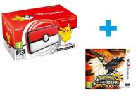 NINTENDO New 2DS XL Pokeball +Pokemon Ultra Sun,novo u trgovini,račun