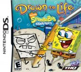Drawn to Life Nickelodeon SpongeBob Squarepants Edition NINTENDO DS