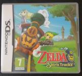ZELDA - Spirit Tracks  (Nintendo DS)