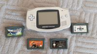 Game Boy Advance Platinum