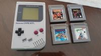 Nintendo Game Boy i 4 igre