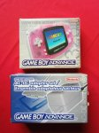 Nintendo Game Boy Advance (boxed) + punjač