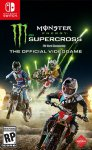 Monster Energy Supercross Nintendo Switch igra ,novo u trgovini,račun