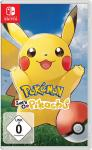 Pokemon Let's Go Pikachu - Nintendo Switch - NS