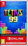 Tetris 99 NSO 12 Months Membership Limited Edition