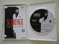 nintendo wii igra,original, Scarface the world is yours