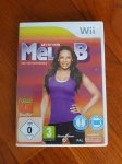 NITENDO WII GET FIT WITH MEL B