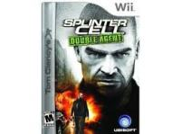 SPLINTER CELL DOUBLE AGENT Wii