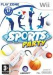 Sports Party Nintendo Wii igra,novo u trgovini