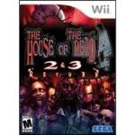 THE HOUSE OF THE DEAD 2&3 Wii