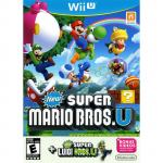 NEW SUPER MARIO BROS U ● NINTENDO WII-U ●