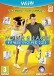 YOUR SHAPE - FITNESS EVOLVED 2013 ● NINTENDO WII-U ●