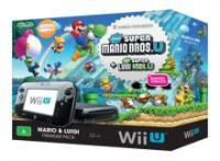 NINTENDO Wii U 32 GB Super Mario Bros & New Super Luigi u trgovini