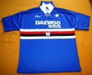U.C. SAMPDORIA - PIERRE LAIGLE, MATCH WORN DRES