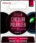 Marumi 62mm Fit+Slim Circular Polarizer ( CPL ) - polarizator 62mm