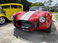 1965 AC Shelby Cobra 427 patina, old school look