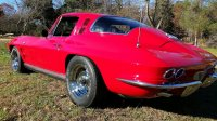 CORVETTE CHEVROLET 1963 COUPE