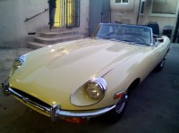JAGUAR E-TYPE KABRIOLET 1968 6 CIL MANUAL