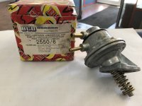 AC pumpa VW Derby, Golf, Jetta, Polo, Passat, Scirocco
