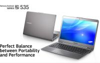 Samsung Ultra Series 5 - Ultrathin 535U3C-A01