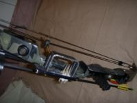 Složeni luk lovački (compound bow) Barnett Banshee (Made in USA)