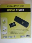 Maxpower USB 2.0 DVB-T Stick