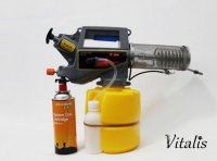 NOVO!!! - Dimni top - Super 2000 Gold sprayer
