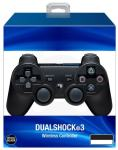 PlayStation 3 (PS3)DualShock 3 Black,zamjenski bežični kontroler,NOVO!