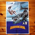 BARRACUDA - FILMSKI PLAKAT - NO.191