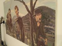 Poster na platnu The Good, the Bad and the Ugly
