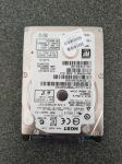 2,5'' 500GB 7200RPM hard disk (HGST Travelstar Z7K500-500)