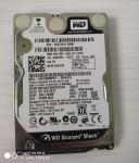 "WD Black 750GB 2.5"" SATA II 7200RPM Mobile Laptop HDD Hard Disk"