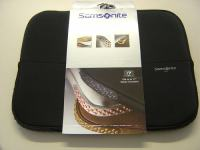 "Samsonite Aramon Laptop Sleeve Etui 15"" Crna"