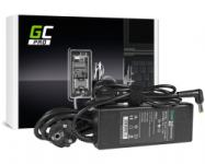 Green Cell (AD02P) Acer AC adapter 90W, 19V/4.74A, 5.5mm-1.7mm NOVO R1