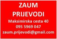 Prijevodi I Prijepisi Prevoditelji Oglasnik Njuskalohr