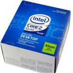 Intel Core 2 Quad Q6600 8MB cache, 775 Socket G0+ novi bakreni cooler