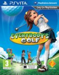EVERYBODYS GOLF PSP VITA
