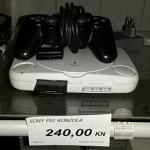 PLAYSTATION1 PS1 KONZOLA + JOYSTICK