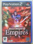 dynasty warriors 4 empires ps2, original igra, 30 kn.