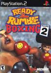 ready to rumble boxing round 2, ps2, original igra, 40 kn.