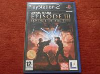star wars revenge of the sith ps3