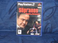 THE SOPRANOS ROAD TO RESPECT  (PS2 igrica)