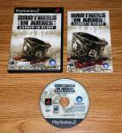 BROTHERS IN ARMS EARNED IN BLOOD ORIGINAL DVD IGRICA ZA PS2