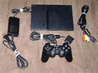 Sony Play Station 2 Black slim(ČIPIRAN)