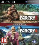 FAR CRY DOUBLE PACK (FAR CRY 3 I FAR CRY4) PS3