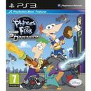 Phineas And Ferb Across The 2nd Dimension (PS 3)