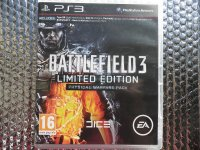 ps3 battlefield 3 limited edition ps3